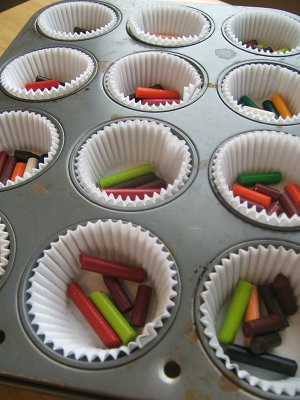 cookie crayons