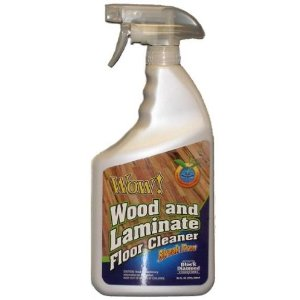 wow wood and laminate cleaner