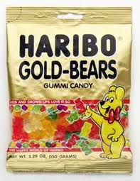 Snatch a Bag of  Haribo Gummy Bears for as low as .34 each
