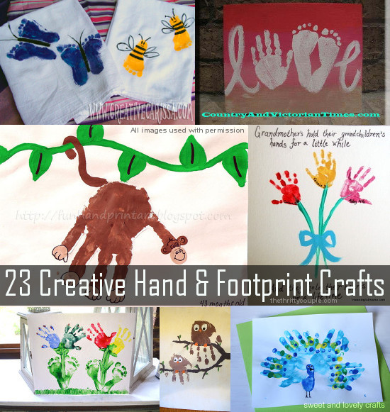 creative-hand-and-footprint-crafts