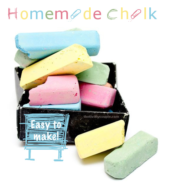 homemade-chalk-easy-to-make