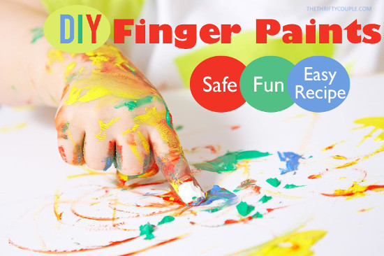 how-to-make-diy-finger-paints