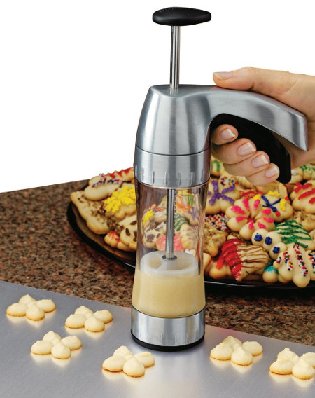 wilton ulitmate cookie press supplies - Christmas Cookie Decorating Supplies