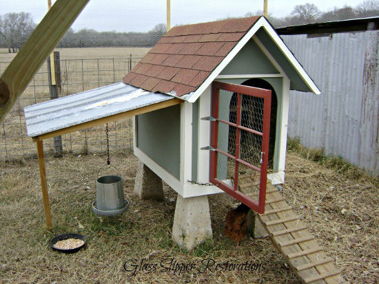 dog-house-chicken-coop-diy