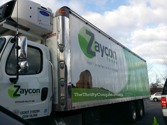 zaycon-foods-truck-pickup-site-example